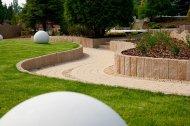 Nowoczesny ogród Libet Design w Łodzi