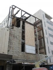 budynek do wyburzenia