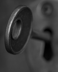 klucz do drzwi