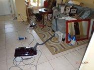 Sprzątanie w mieszkaniu