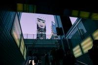 billboard w przestrzeni miejskiej