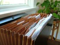 Pity przechowywane w archiwum