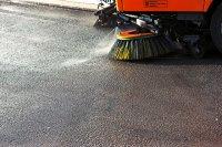 Sprzątanie dużych powierzchni