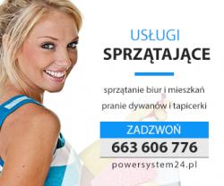 firma sprzątająca Warszawa